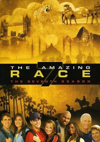 The Amazing Race - The Seventh Season DVD