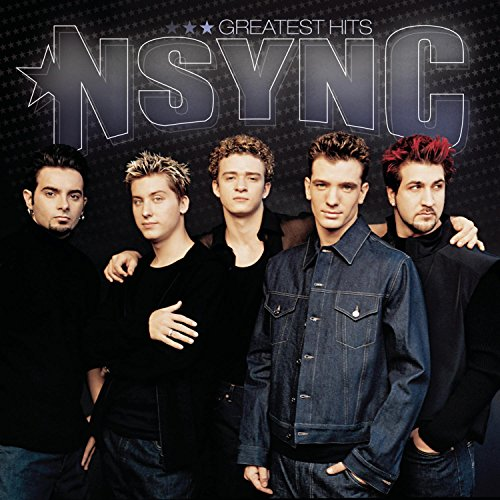 Original album cover of Greatest Hits by *NSYNC