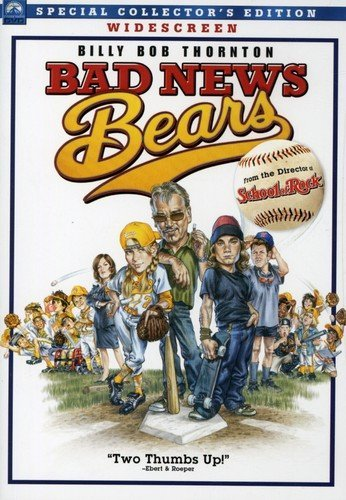 Bad News Bears  DVD