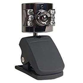 Infrared Nightvision Webcam