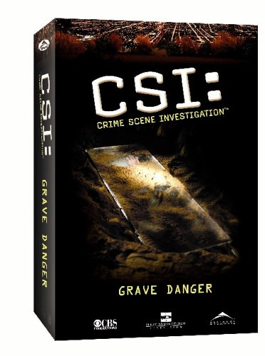 CSI: Crime Scene Investigation DVD