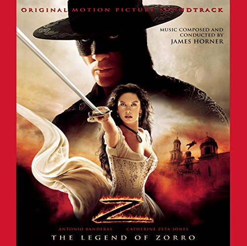 The Legend of Zorro by James Horner