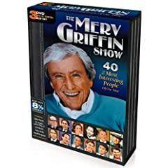 The Merv Griffin Show Dvds