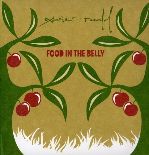Food in the Belly by Xavier Rudd album cover