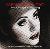 Skivomslag för Love Changes Everything: The Andrew Lloyd Webber Collection, Vol. 2