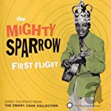 Pochette de l'album pour First Flight: Early Calypsos from the Emory Cook Collection