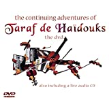 Pochette de l'album pour The Continuing Adventures of Taraf de Haidouks