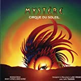 Album cover for Mystère Live