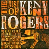 Album cover for The Best of Kenny Rogers