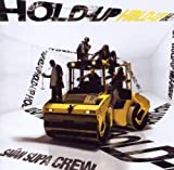 Pochette de l'album pour Hold-Up