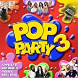 Cubierta del álbum de Pop Party 3