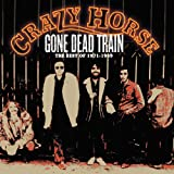 Pochette de l'album pour Gone Dead Train: Best of Crazy Horse