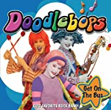 Doodlebops CD - Get On The Bus
