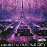 Capa do álbum Paris To Purple City