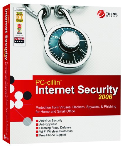 برنامج Trend Micro Pc-Cillin Internet