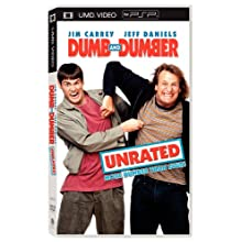 Dumb and Dumber (Unrated Edition) (UMD Mini For PSP)