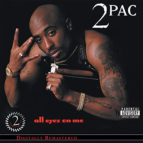 2 Pac - All Eyez On Me (Disc 1) - Zortam Music