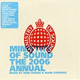 Copertina di album per Ministry of Sound: The 2006 Annual (disc 1) (Mixed by John Course)