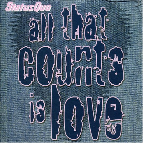 All That Counts Is Love