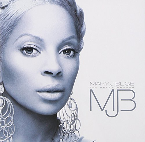 CD-Cover: Mary J. Blige feat. U2 - The Breakthrough