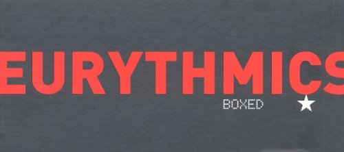 Eurythmics - Boxed (Rm) (Dlx Pack) - Zortam Music