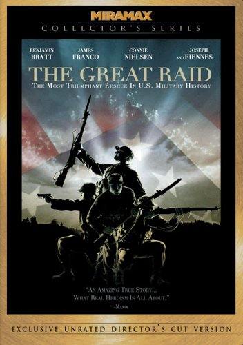 The Great Raid  DVD
