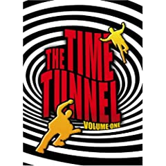 The Time Tunnel Dvds