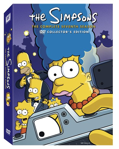 The Simpsons - Season 7 DVD