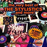 Cubierta del álbum de The Very Best of the Stylistics...and More!