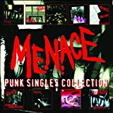 Capa de The Punk Singles Collection