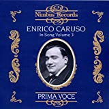 Copertina di album per The Legendary Enrico Caruso:  21 Favorite Arias