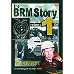 The BRM Story - Vol. 1 - The V16 Years