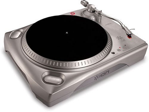 Ion iTTUSB Turntable with USB Record