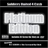 DJ Screw / Soldiers United for Cash: Platinum Edition