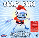 Skivomslag för Crazy Hits (Crazy Christmas Edition)