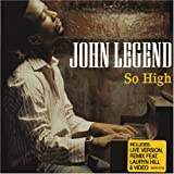 Album cover for So High