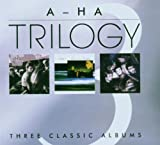 Capa do álbum Trilogy: Hunting High and Low/Scoundrel Days/Stay on These Roads