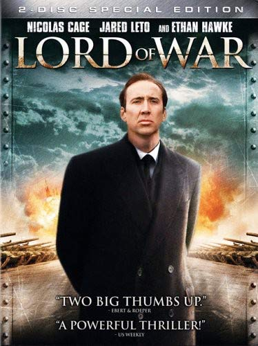 Lord of War Special Edition DVD