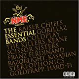 Copertina di album per NME Presents...The Essential Bands