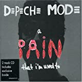 Pain That I'm Used To [UK CD #1]