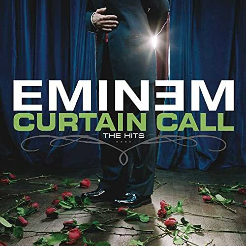 Eminem - Curtain Call : The Hits - Edition limit?e 2 CD - Zortam Music
