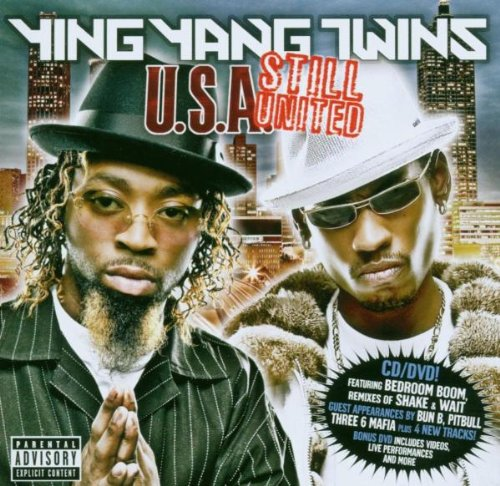 Ying Yang Twins - U.S.A. Still United - Zortam Music