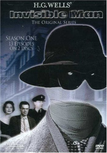 H.G. Wells\' Invisible Man: Season One