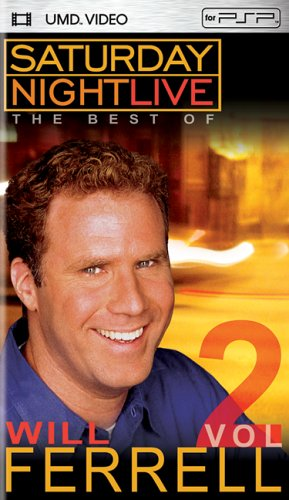 Saturday Night Live - Best of Will Ferrell, Vol. 2 DVD