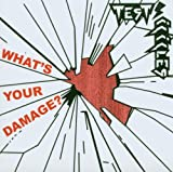 Cubierta del álbum de What's Your Damage?