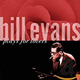 Pochette de l'album pour Bill Evans Plays for Lovers