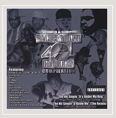 Black Grove 401 Records Compilation, Vol. 1 Chopped & Screwed