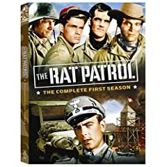 Rat Patrol Dvds