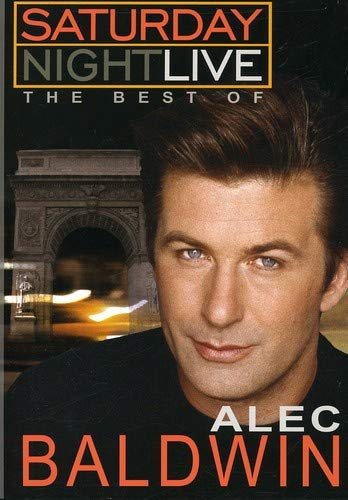 Saturday Night Live - Best of Alec Baldwin DVD