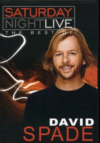 Saturday Night Live - The Best of David Spade DVD